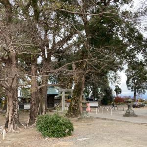 二つ目の竈門神社