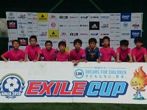 EXILE CUP試合結果
