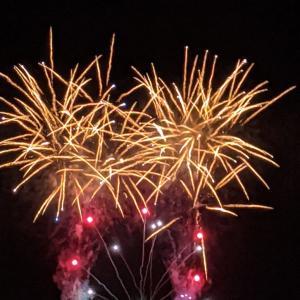 花火―特別な意味を考えさせられる今年