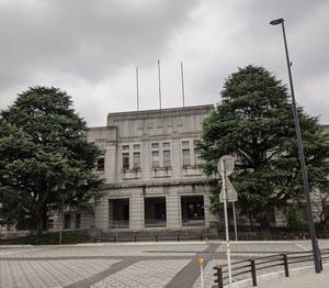 岐阜市内のレトロな洋風建築 その2
