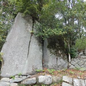山城人気ランキング1位の苗木城―実は一万石の小藩の城