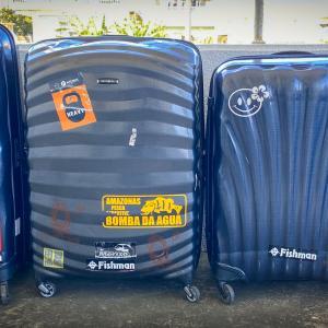 釣り遠征用のスーツケース(2020年)