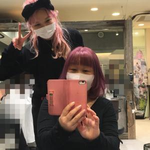 ピンク髪は正義!
