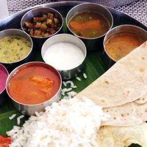 南インド料理が楽しすぎる!