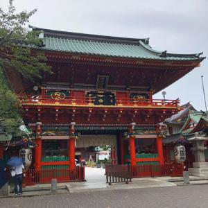 行きたかった神社へ参拝! またもや神社ネタです。。。