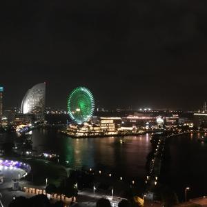 横浜*1日目