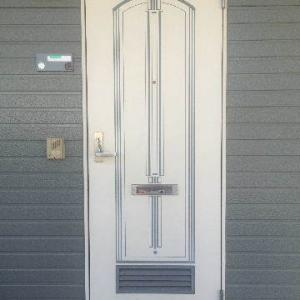 玄関の鍵を無くした