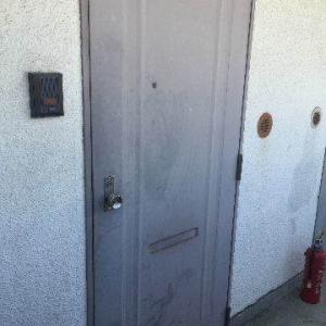 部屋の鍵を無くした