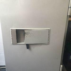 金庫が開かない
