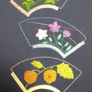 日本刺繍土曜クラス