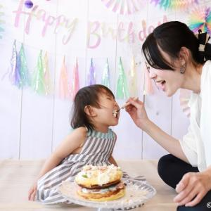 【募集】9月ケーキスマッシュ撮影会~1st Birthday~@ウッドホーム松山ショールーム