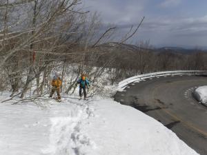 20190407 ひよどり越え経由で熊野山へ