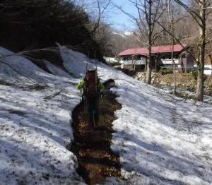 20190504‐05 大朝日岳へスキー山行