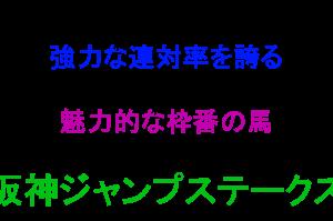 阪神ジャンプSには強い数字がある…【9月14日の馬券予想】