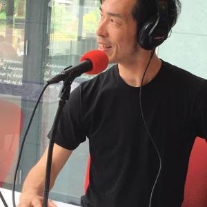 しんじ号(福島真司)様がパーソナルトレーニングの感想をラジオで話してくださいました。