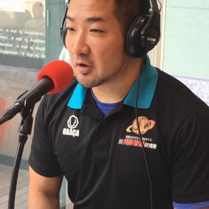 ラジオ番組「クリスタルシャワー」ダイエットに有効な有酸素運動についてお話ししました。