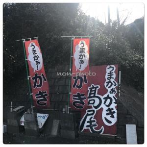 菅田将暉くんが訪問したかき小屋へ その1