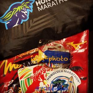 ホノルルマラソンに参加しました!