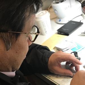 腕時計のバンド交換【動画】