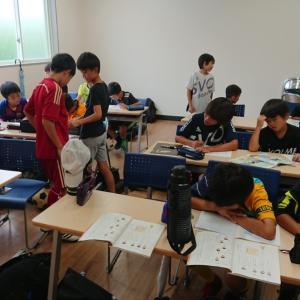 7/20(土)~7/21(日)+α:活動報告⚽