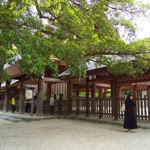 「熱田神宮の杜巡り」・・祈りの瞑想と共に・・☆