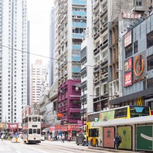 Hong Kong,China~香港でランチ♪セントラルのPMQでアート巡り~