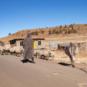Semonkong, Lesotho 〜クァクハスネック国境を超えて、レソト・セモンコンへ~
