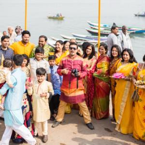 Varanasi-3, India〜新婚旅行編・見たことのない日常へ。バラナシのデイドリーム〜
