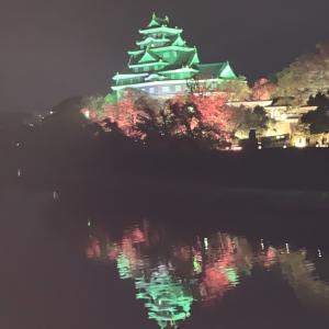第2,479回(2019.11.16)岡山城など市内中心部へ遊びに行く!
