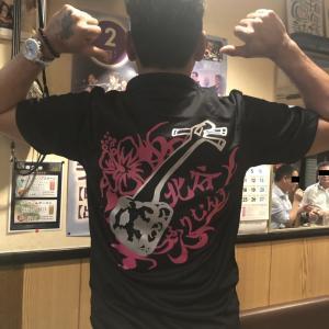 2019/05 ふりむんずポロシャツ