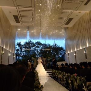 2018/09 happy wedding