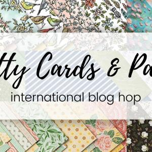 Pretty Cards & Paper featuring *** Peaceful Poppies