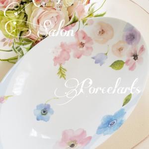 素敵なカレー皿でお食事♡英国紅茶と阪急 英国フェア