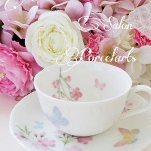 自分用の素敵なカップで素敵なティータイム♡スコーンと紅茶でティータイム