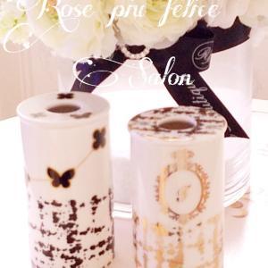 素敵すぎるアロマディフューザー 2種類♡カメリアズティーハウスの紅茶とチョコでティータイム