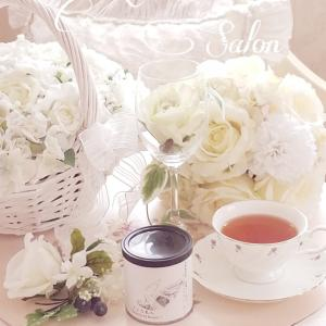 ローズの香りの和紅茶でほっこり癒される ♡ こころ美人