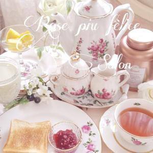 今朝は ハロッズで英国の朝を楽しむ ♡ ハロッズ イングリッシュブレックファスト