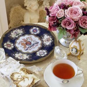 ロイヤルコレクション ロイヤルブレンドで紅茶の時間 ♡ジェニファーテイラー 足元からエレガント