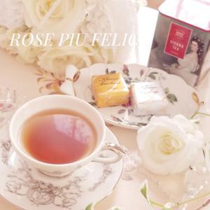 優しい雰囲気の素敵なペンたて  ♡ デンメアティーハウスの紅茶とデメルのお菓子でウィーン気分