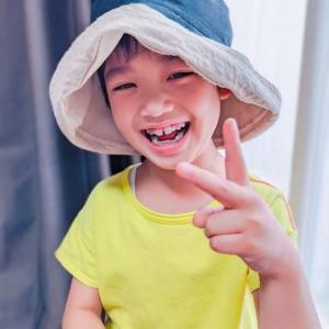 UVカット帽子☆