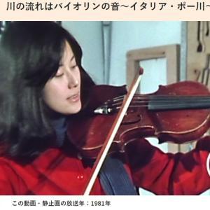 音と言葉の忘れられない映像作品 - 佐々木昭一郎、川シリーズ