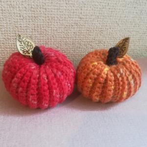 かぼちゃ 2つ