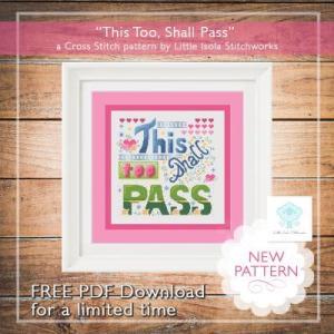 フリーチャート This Too, Shall Pass