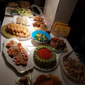 ホームパーティでいただいた、忘れられないお料理★