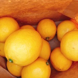 甘酸っぱい檸檬の香り