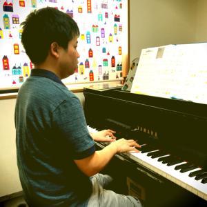 大人のピアノレッスン