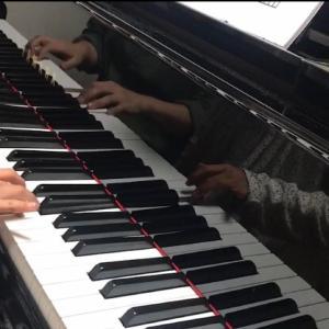 【動画】Fメジャーペンタトニックスケールで即興演奏