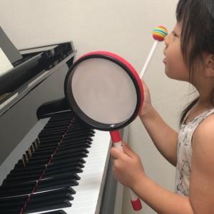 プレピアノ(音楽&知育)コースレッスン