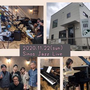 11/22 Sinos Jazz Live