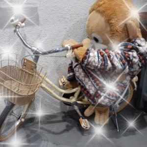 素敵な自転車!